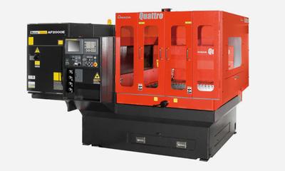 AMADA QUATTRO CNC LASER | Taltech Engineering LTD