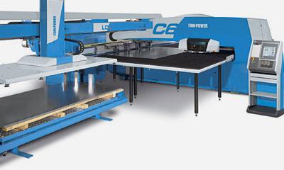 FINNPOWER CNC MACHINE | Taltech Engineering LTD