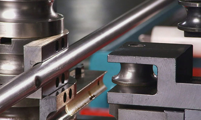CNC PIPE BENDING MACHINE | Taltech Engineering LTD